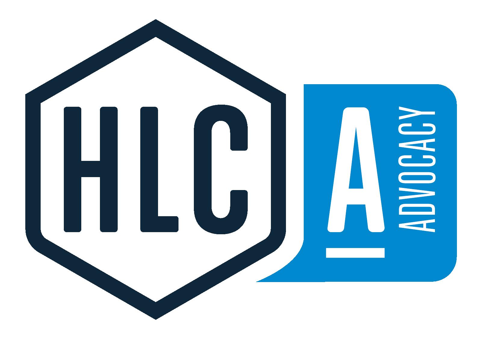 Logo HLC Advocacy